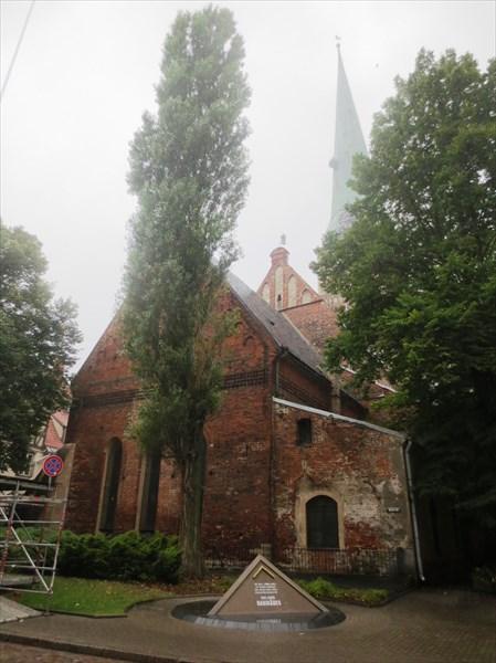 Собор Святого Якова 1225 г
