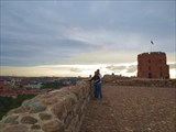 Замок Гедимина (Верхний замок) 13 в