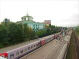 Вокзал Мурманска