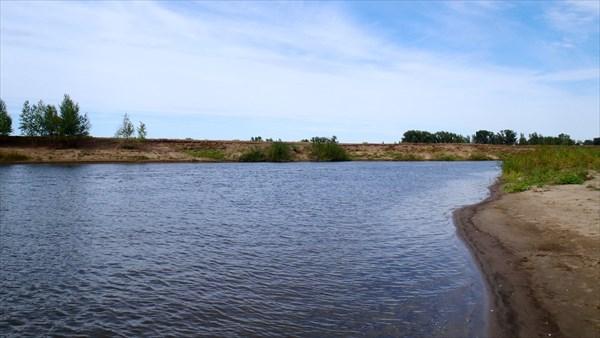 Протока Войченок.