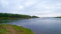 Стрелка реки Боисовка и лимана Аргунка.