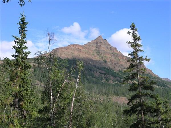 Гора Палец