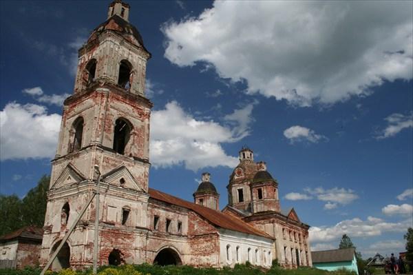 Церковь в Новом Селе