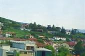 Италия из окна автобуса.