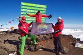 Килиманджаро: на вершине