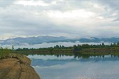 Туман над протокой Танчанда