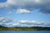 Третье озеро