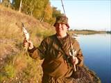 Рыбалка на Ангаре.