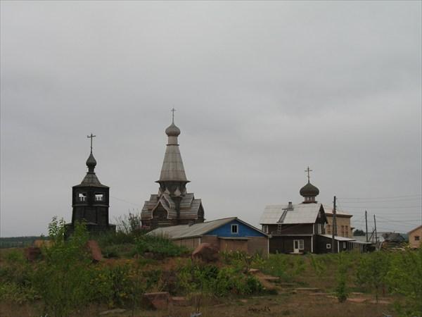 Храмы Варзуги