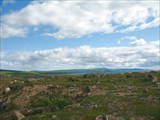 Вид на Ботовский залив