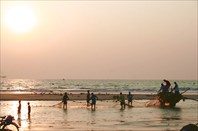 В Гоа. Индия 2007.