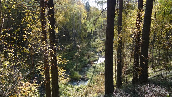 Река Бочаранка