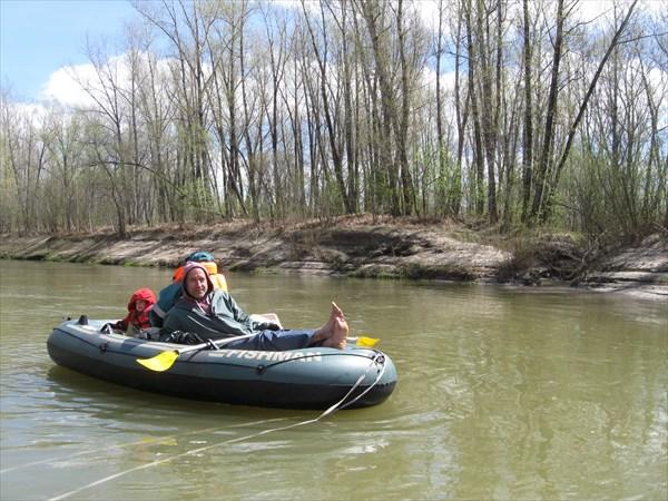 Трое в лодке, считая ребёнка