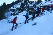 30 декабря. Акклиматизационный выход до 3000 метров.