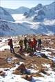 Добрались до альпенграда.
