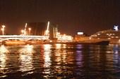 С.-Петербург. Ночь перед гонкой.