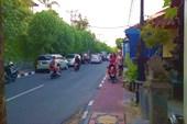 Самая приличная дорога в районе Семиньяка
