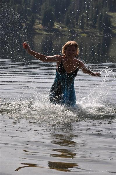 Счастливые купания на прощанье