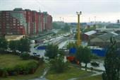 Потом в Омске
