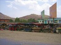 Такой пейзаж можно наблюдать по всему Кабулу.