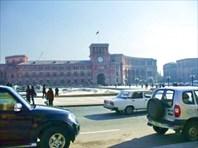 Ереван, центральная площадь