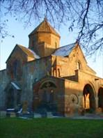 Эчмиадзин, церковь Гаяне
