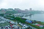 Владивосток, вид сверху