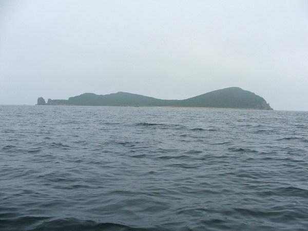 Остров Сергеева