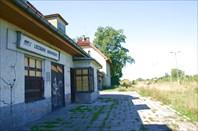 в Северной Польше железные дороги тоже заброшены