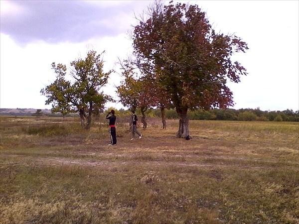 В поисках хутора Поляновского.