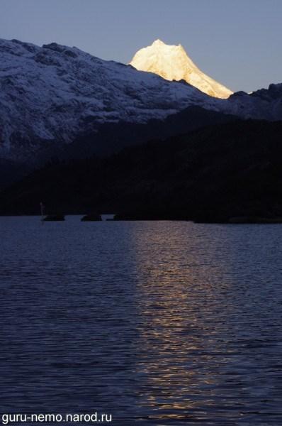 Kalchhuman lake