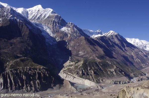 Ganggapurna(7454 м.)
