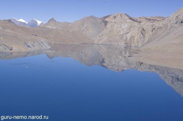 Озеро Tilicho
