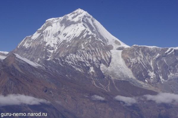 Dhawalagiri(8167 м.)
