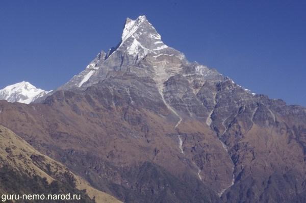 Machhapuchhre(6997 м.)