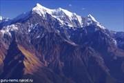 Nilgiri(North)(7061 м.), Nilgiri(Central)(6940 м.) и Nilgiri(Sou