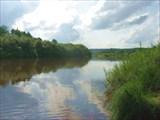 Река Онега.