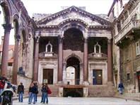 Дворец-Дворец Диоклетиана