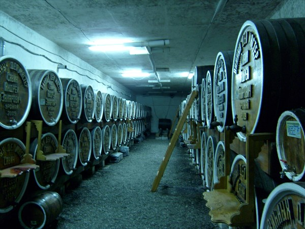 Виноделы Савины