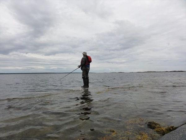 Рыбалка у о.Кастьян