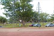 Очередная детская площадка в Роторуа
