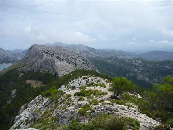 На вершине Puig de L
