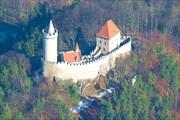 Средневековый замок Кокоржин