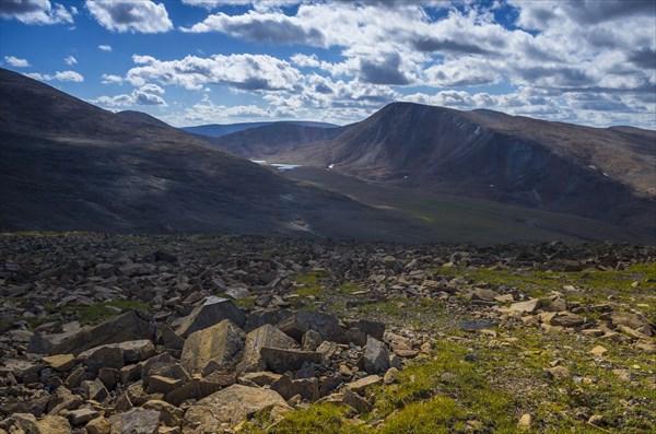 Виды с горы Географов-2