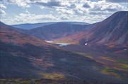 Виды с горы Географов