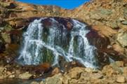 Водопад на безъымянном ручье