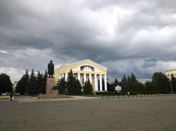 Марийский национальный театр драмы им. М. Шкетана 1960