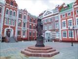 Памятник Рембрандту 2013