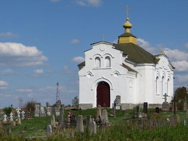 Церковь в Мире