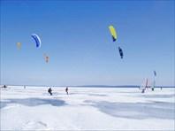 озеро Имандра-озеро Имандра